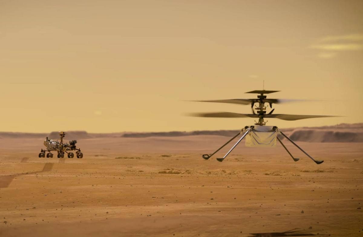 NASA to launch Mars Rover Perseverance