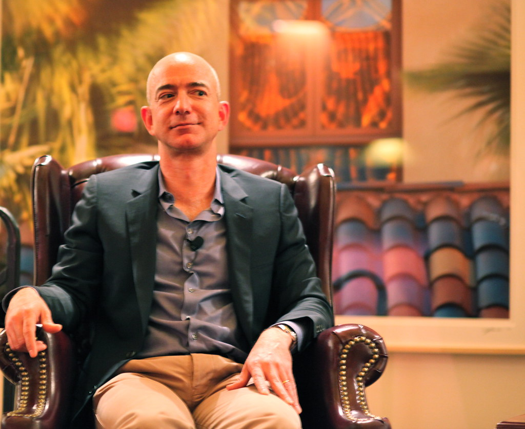 Money and Power: Jeff Bezos the richest man in the world is now worth $204.6 billion